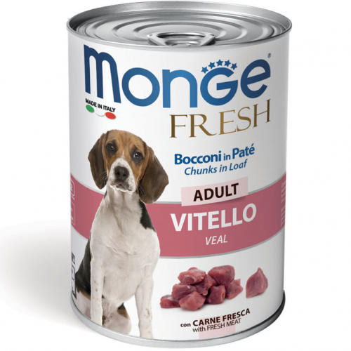 Vitello Vegetale Fresh Monge 400 gr