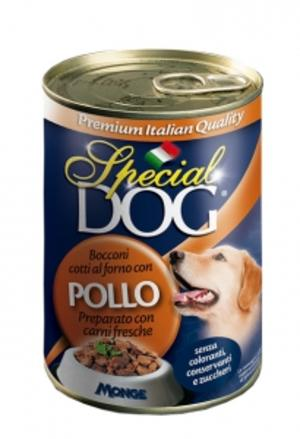 Cane - Pollo Special Dog Marrone Monge 1275 gr