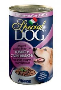 Cane - Tonno & Carni Bianche Special Dog Viola Monge 1275 gr