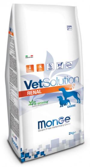 Canine - Renal Vetsolution Monge 2 Kg