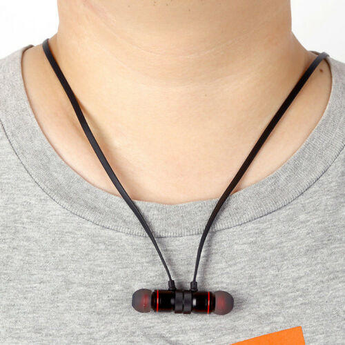 Auricolari Sport Con Magnete Wireless Per iPhone e Samsung Fitness