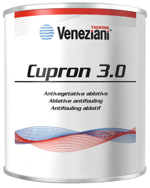 Antivegetativa Cupron 3.0 di Veneziani 0.75 litri