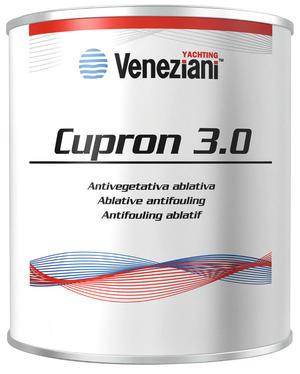 Antivegetativa Cupron 3.0 di Veneziani 2.5 litri