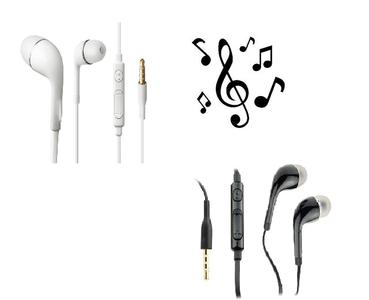 Cuffie Auricolari Per SAMSUNG HUAWEI iPhone LG Cuffiette Musica