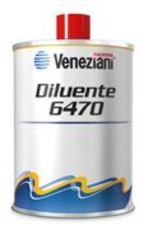 Diluente Veneziani 6470 da 0,5 LT.