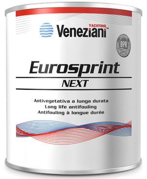 Antivegetativa Eurosprint Next di Veneziani 2.5 litri