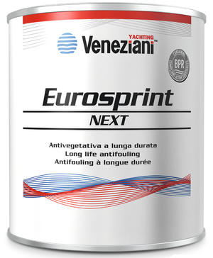Antivegetativa Eurosprint Next di Veneziani 0,75 litri