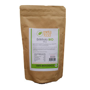 Eritritolo BIO 500 gr - Dolcificante naturale
