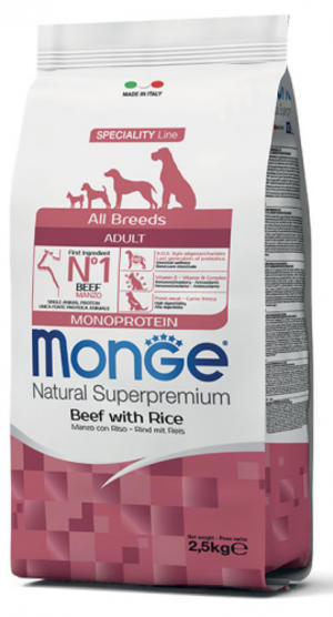 All Breeds Adult Manzo Monge