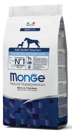 Medium Starter Monge 1,5 Kg
