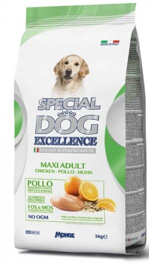 Maxi Adult Special Dog Excellence Monge 3 Kg