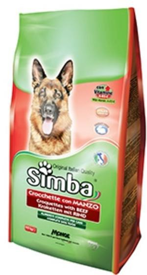 Crocchette Cane  - Manzo Simba