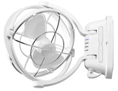 Ventilatore Caframo mod. Sirocco II Bianco - Offerta di Mondo Nautica 24