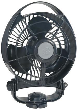 Ventilatore Caframo mod. Bora col. Nero 24 VOLT - Offerta di Mondo Nautica 24
