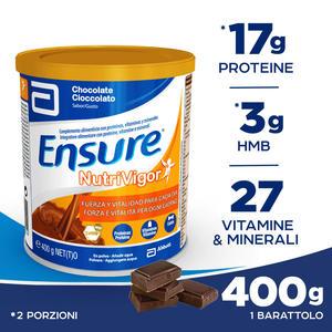 ENSURE NutriVigor in polvere