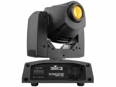 ChauvetDJ - Intimidator Spot 155 - Proiettore a testa mobile Spot, sorgente luminosa 1 LED