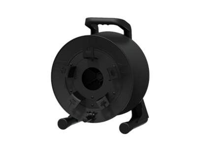 Procab - PRIME Ruzzola avvolgicavo in plastica - diam. 380mm - diam. interno 196mm