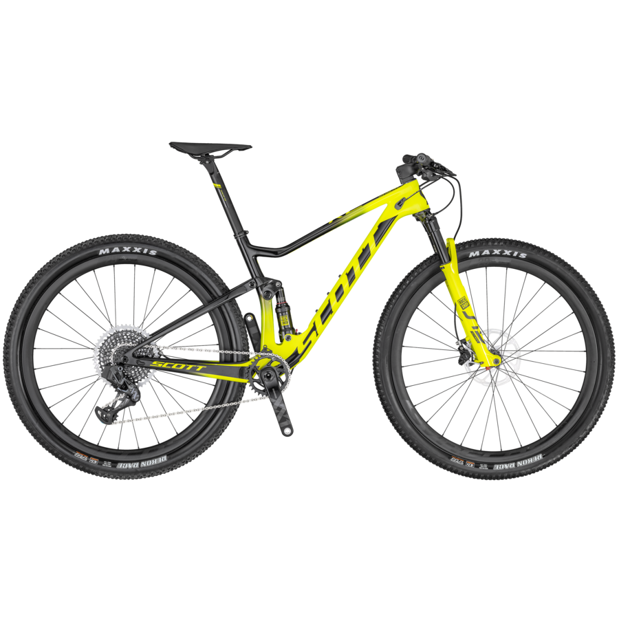 Scott Spark RC 900 WORLD CUP AXS - Cross Country (2020)