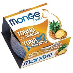 Tonno & Ananas Monge Fruit 80 gr