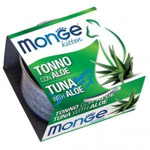Tonno & Aloe Monge Fruit 80 gr