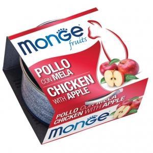 Pollo & Mela Monge Fruit 80 gr