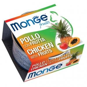 Pollo & Frutta Monge Fruit 80 gr