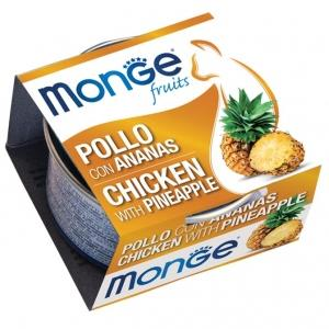 Pollo & Ananas Monge Fruit 80 gr