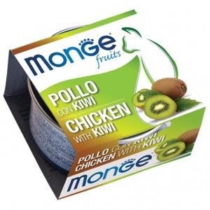 Pollo & Kiwi Monge Fruit 80 gr