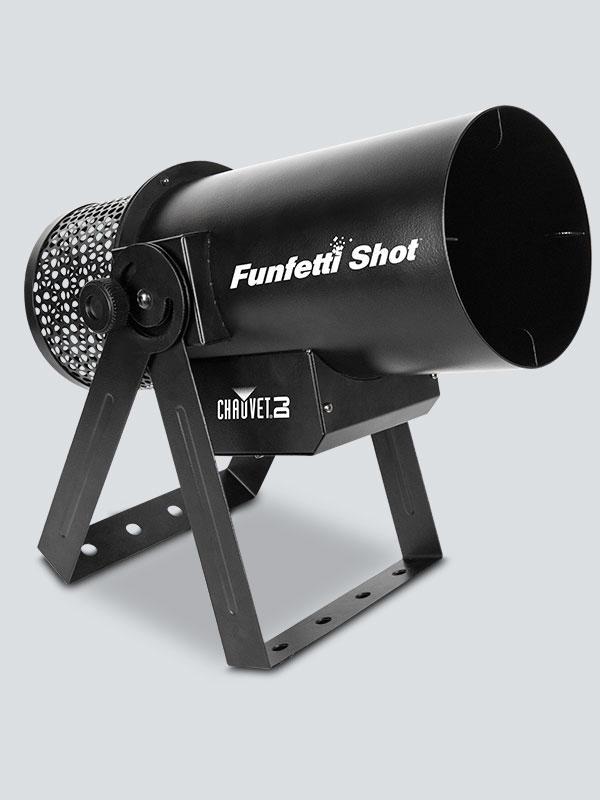 ChauvetDJ - Funfetti Shot Macchina per Coriandoli