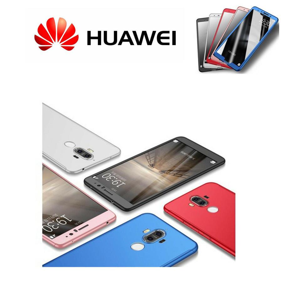 COVER CUSTODIA PROTETTIVA Fronte Retro 360° Xiaomi Redmi Note 8 / PRO