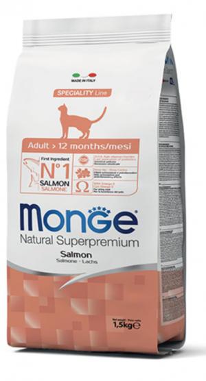 Gatto - Salmone Monoprotein Monge