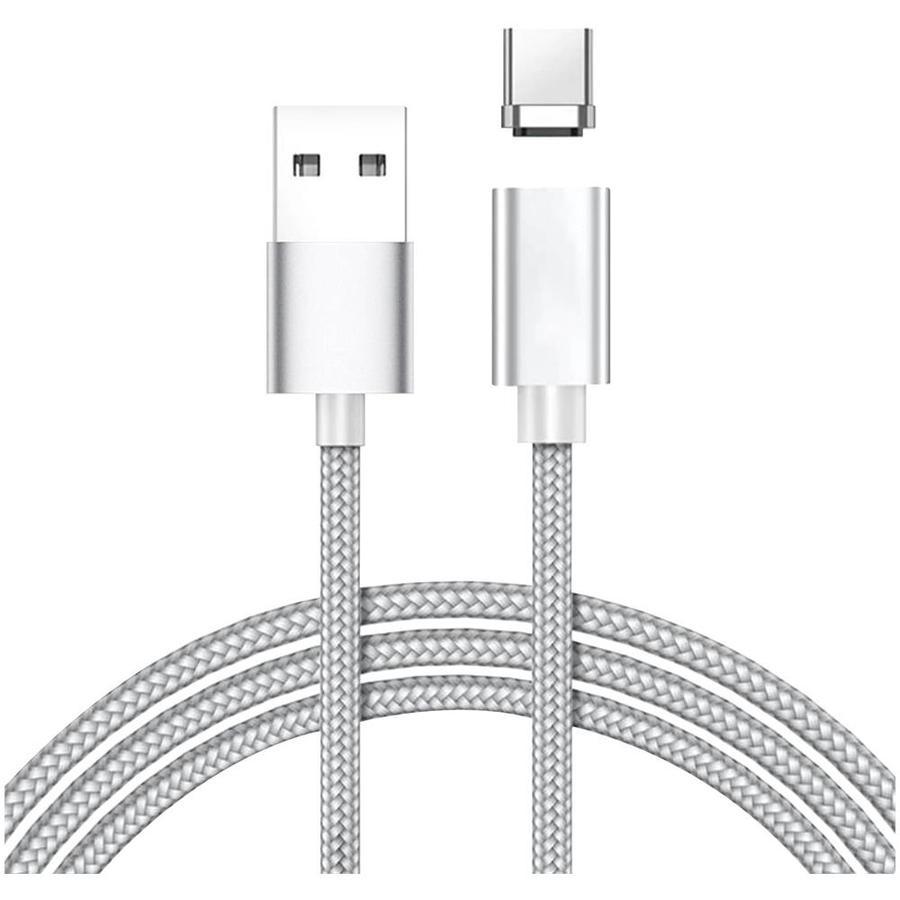Cavo caricatore veloce magnetico USB tipo C 1m TYPE C calamita