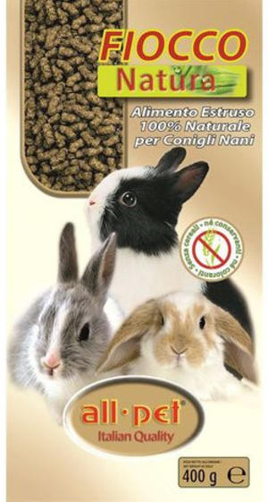 All Pet Fiocco Natura - 100% Naturale