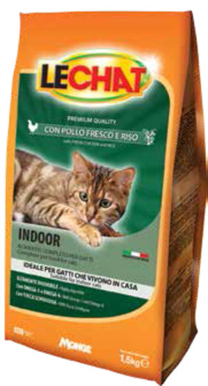 Gatto - Indoor Lechat 1,5 Kg