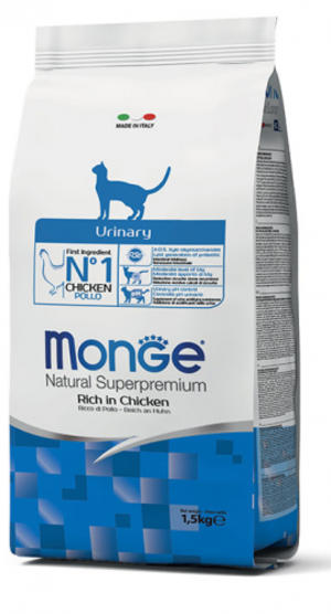 Croccantini Gatto - Urinary Monge 400 gr