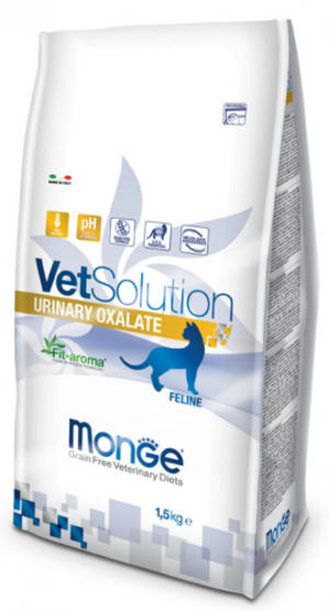 Feline - Urinary & Oxalate Vetsolution Monge 400 gr