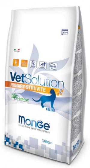 Feline - Urinary & Struvite Vetsolution Monge 400 gr