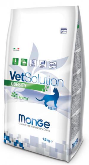 Feline - Obesity Vetsolution Monge 400 gr