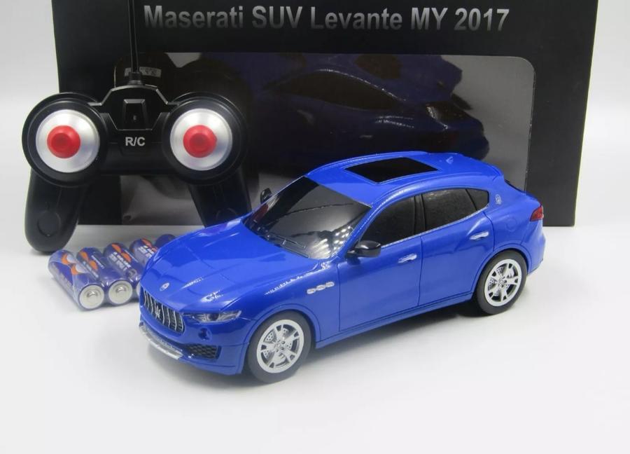 Maserati SUV Levante R/C Radiocomando - 1:24 MZ