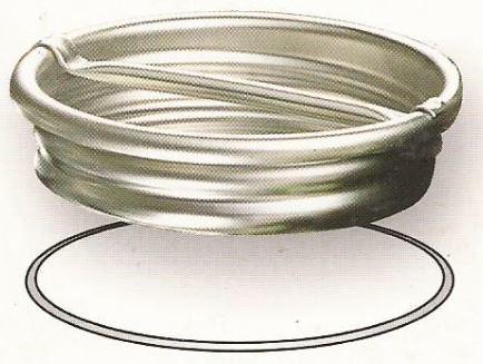 Guarnizione in gomma 200 mm Alimenti BL