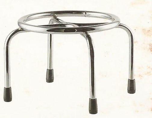 Portafusto verniciato 360 mm con ruote