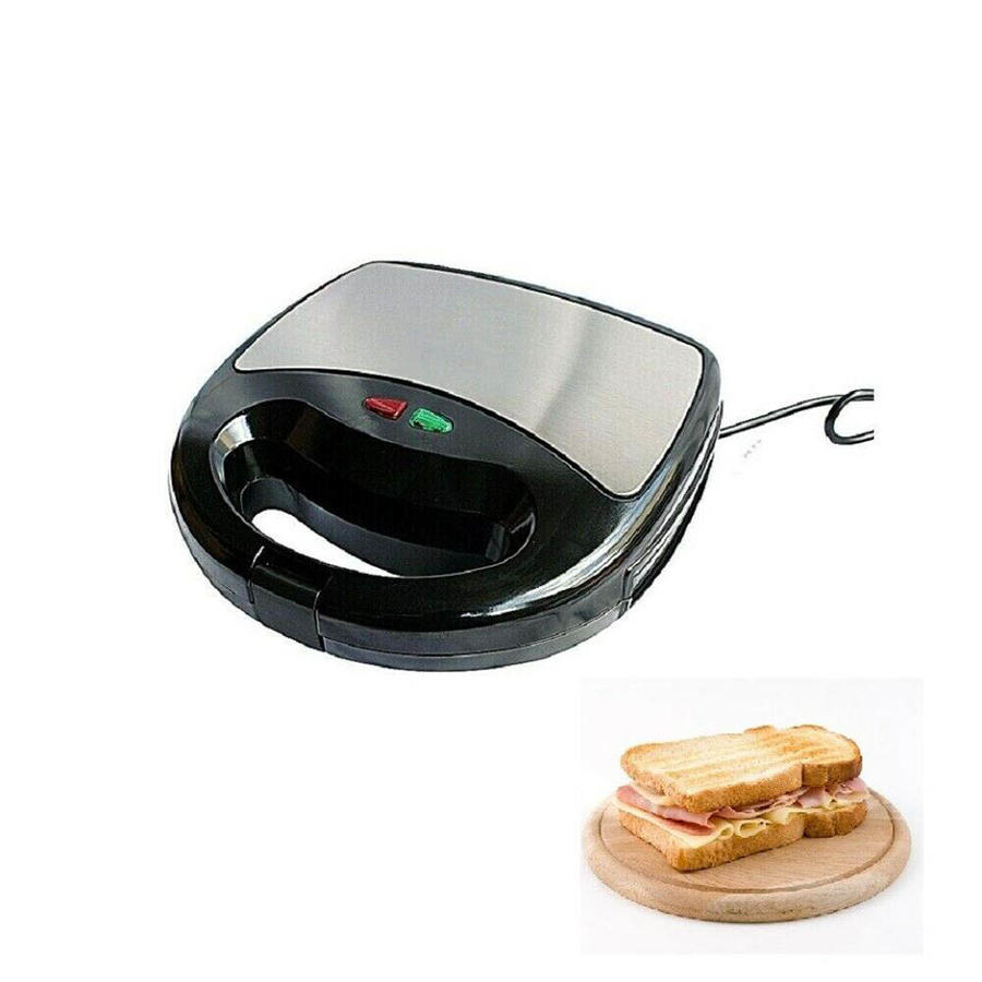 Tostapane sandwich griglia anti aderente Sonifer SF-6025 750W elettrico