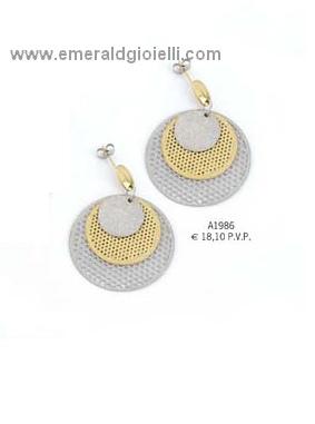 A1986 Orecchini Tsc Jewels