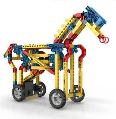 Set Costruzioni Inventor Pro 80 Modelli Motorizzati di Engino Offerta Saldi