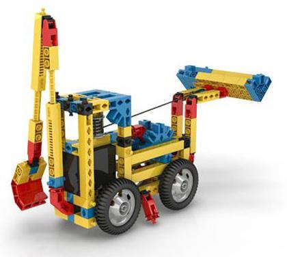 Set Costruzioni Inventor Pro 40 Modelli Motorizzati di Engino Offerta Saldi