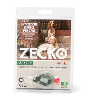 Antizecca Dog Zecko Army Ueber