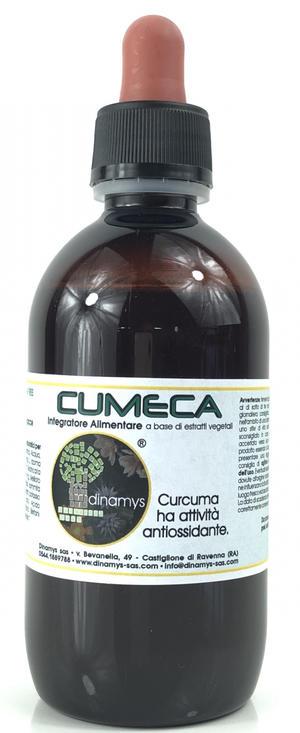 Dinamys CUMECA - Antinfiammatorio naturale. Funzionalità del microcircolo - 200 Ml