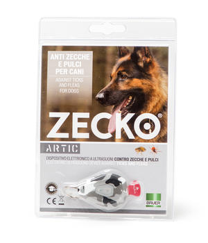 Antizecca Dog Zecko Artic Ueber