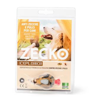 Antizecca Dog Zecko Explorer Ueber