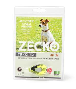 Antizecca Dog Zecko Trekking Ueber